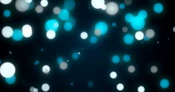 Hd 720 Blue Particles Motion Background Motion Backgrounds Background Colorful Backgrounds