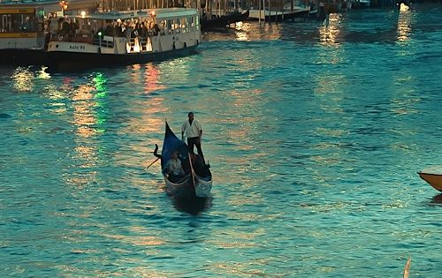 Grand Canal, Venice, Italy - On the romantic dream list! venice italy