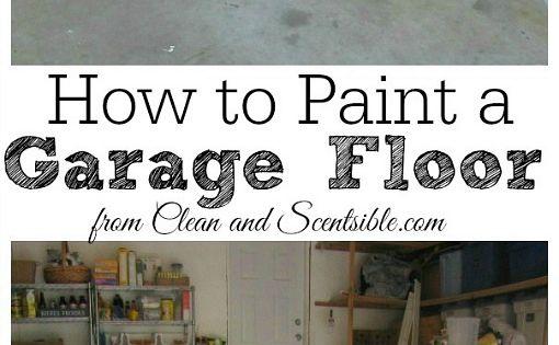 garage organization makeover garage makeover tutorials and slate. Black Bedroom Furniture Sets. Home Design Ideas