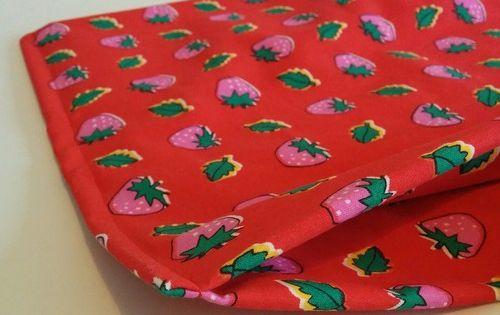 Sara kan själv Sy en kasse | Sy väska mönster | Sy väska
