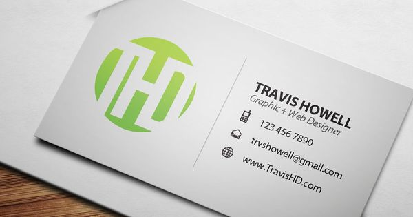 layout of business cards and information - Google Search   Layout ...