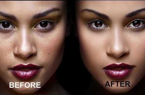 Dodge & Burn Skin Retouching | Photography stuff ...