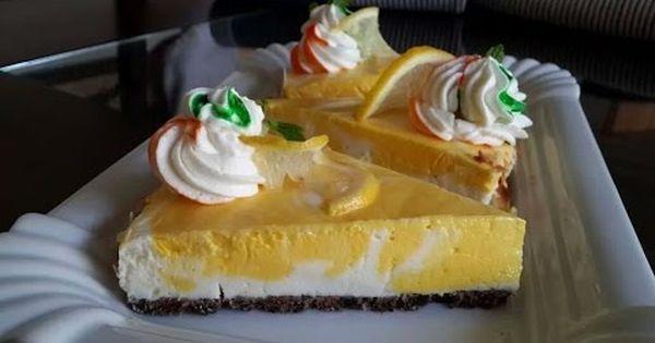 كيك الليمون بالزبادي Cooking Recipes Desserts Dessert Recipes Cooking