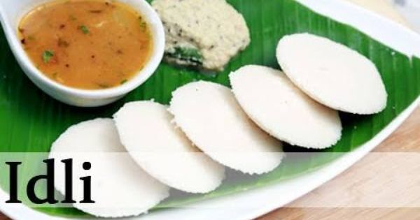 Idli Popular South Indian Food Vegetarian Recipe By Ruchi