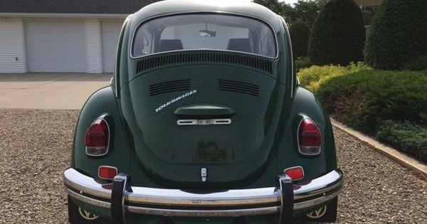1970 Vw Beetle Sunroof Sedan For Sale Oldbug Com Vw Beetles Sedan Vw Bug