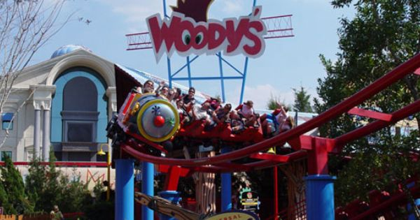 Universal Orlando Resort Woody Woodpecker S Kidzone Universal Orlando Florida Universal Orlando Universal Studios Florida