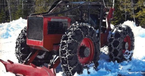 1974 Timberjack 230gs Cable Skidder For Sale By Owner On