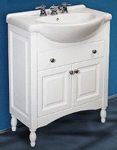 Empire Industries Windsor Narrow Depth Bathroom Vanity Base Only Size 30 Base F Narrow Bathroom Vanities Bathroom Vanity Base Bathroom Vanities Without Tops