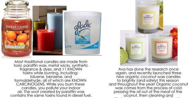 ava 39 s non toxic candles a healthier me pinterest. Black Bedroom Furniture Sets. Home Design Ideas