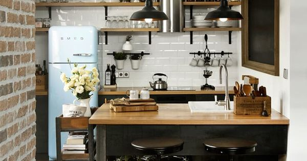 Discover Your Home39s Decor Personality Warm Industrial