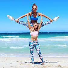 Image Result For Rybka Twins 2017 Gymnastics Photography Gymnastics Poses Gymnastics Photos