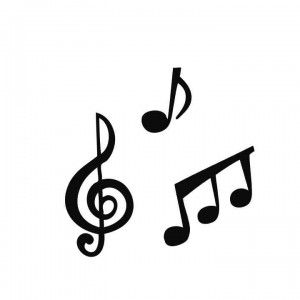 MusicNotes Het KNK | Music notes, Music note symbol, Svg