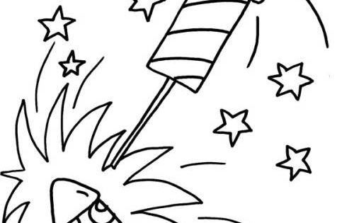 Raketenmalvorlagen Kostenlose Malvorlage Silvester Silvester Raketen Zum Ausmalen Vorlage Sketch Notes Coloring Pages Free Printable Coloring