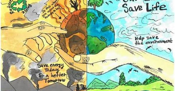 Image Result For Conservation Of Energy Poster Earth Drawings Save Water Poster Drawing Energy Conservation Poster