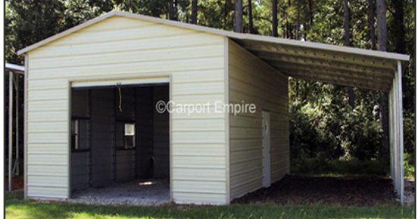 Lean To Building Carport Empire Prefab Storage Buildings Shed Homes Prefab Carport