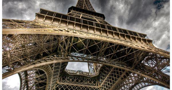 The Eiffel Tower, or, La Tour Eiffel, is nicknamed La dame de
