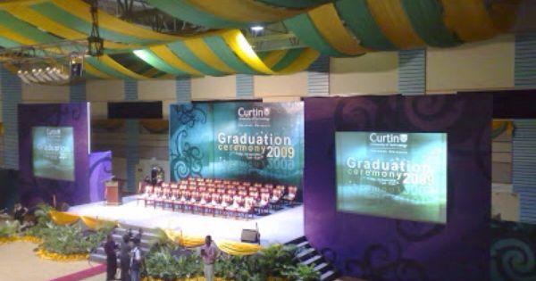 High school graduation ceremony decorations 1000 images for Award ceremony decoration ideas