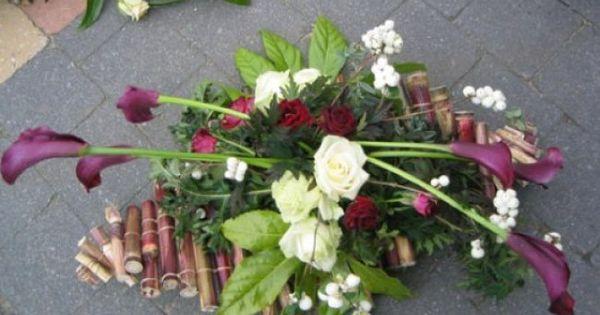 Modern werk met stokken bloemschikken decoration pinterest art floral - Modern werk ...