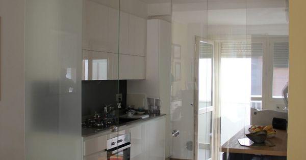 mobile divisorio cucina soggiorno - Cerca con Google  Home  Pinterest  Cucina soggiorno ...