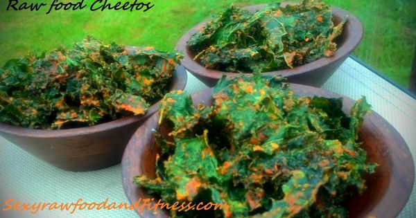 Kale, Chili and Nutritional yeast on Pinterest