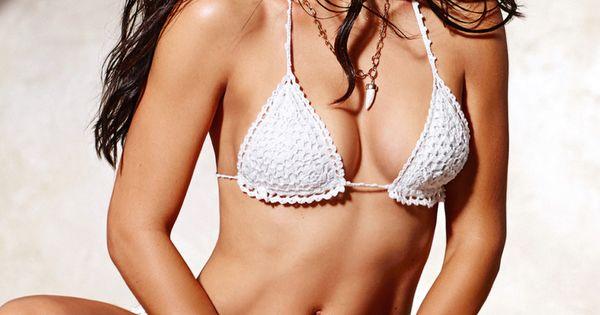 Adriana Lima for Calzedonia Swimwear 2016 | Sexiest Bikini ...