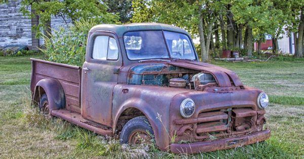1952 Dodge Pickup Truck Near Morrison Il Dodge Pickup Trucks
