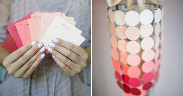 20 diy chandeliers to brighten up your space muestras de - Muestras de pintura para interiores ...