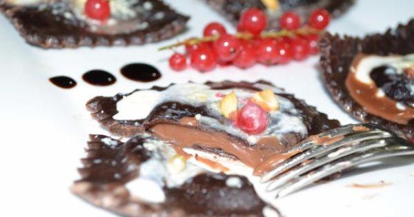 Mascarpone, Ravioli and Nutella on Pinterest