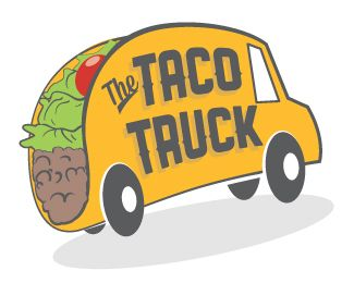 The Taco Truck Designed By Benbrush Brandcrowd With Images