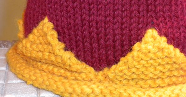 Crochet Overcast Stitch : Crowns and Hats on Pinterest