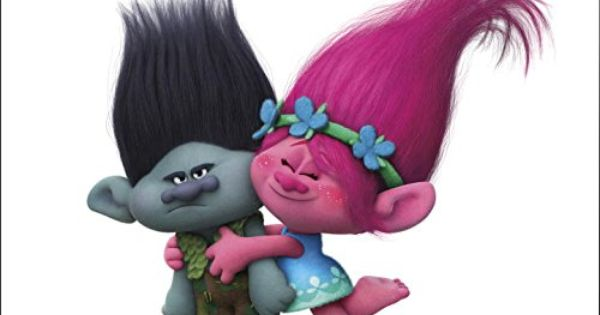 The Official Trolls Coloring Book Dreamworks Trolls