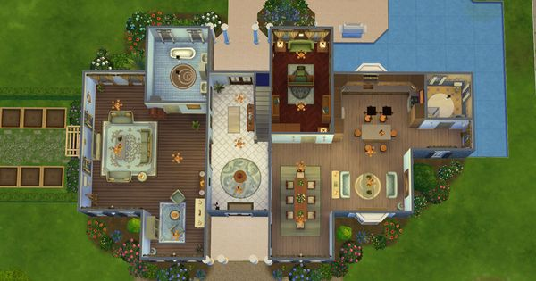 Image result for sims 3 house blueprints 4 bedrooms   Sims   Pinterest    House design  The sims and Best house designs. Image result for sims 3 house blueprints 4 bedrooms   Sims