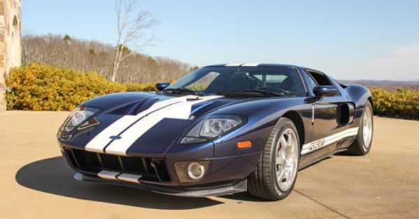 2006 Ford Gt Ford Gt Ford Classic Cars