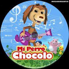 Resultado De Imagen Para Dulcero Perro Chocolo Perro Chocolo Perro Chocolo Cumpleanos Perros
