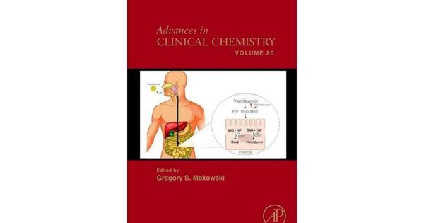 Advances in Clinical Chemistry (Hardcover) Clinical chemistry