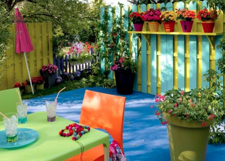 Id Es D Co Pour Un Balcon Ou Une Terrasse Intime Tapis De Sol Exterieur D Coration De Balcon