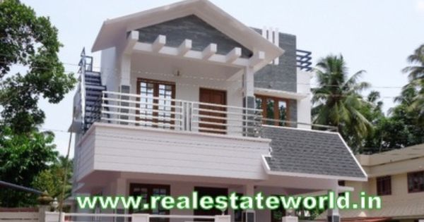 3 Cent Plot With 3 Bedroom New House For Sale At Eroor Ernakulam Good Residential Area Calm And Quiet Area D Kerala House Design House Plans For Sale House