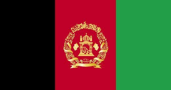 Afghanistan Flag And Description Afghanistan Flag Flags Of The World Afghanistan