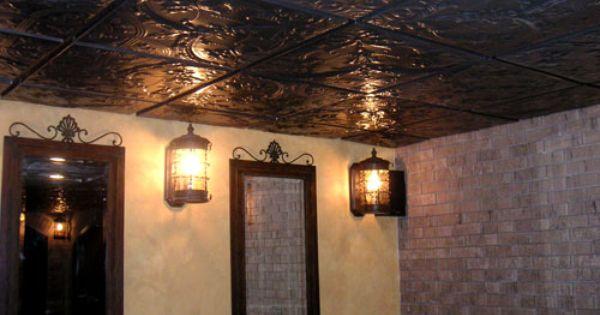 Lighting Basement Washroom Stairs: Unfinished Basement, But Use WHITE! Brighten!