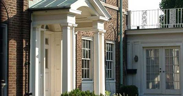 Portico Porches Patios And Sunrooms Pinterest Porticos