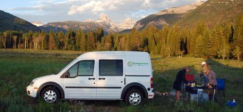 Mini Camper Van Conversions Ford Transit Connect Camper Transit