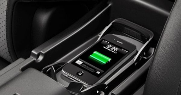 Awesome 2017 Jeep Cherokee Wireless Charging Pad
