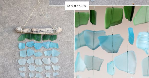 WEEK FOUR | Glass: A project for all of the sea glass