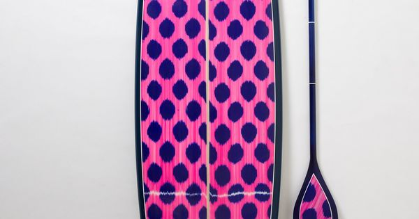 Saffron James - Kai Halulu - stand-up paddle board paddleboard surf swim