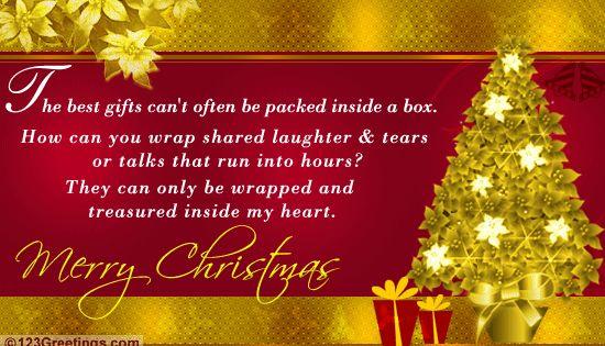 Christmas Treasures Merry Christmas Wishes Xmas Greetings Merry Christmas Message