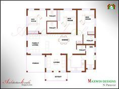 Architecture Kerala 3 Bhk Single Floor Kerala House Plan And Elevation Kerala House Design House Plans With Photos New House Plans