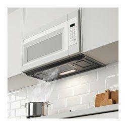 Stove Hood Above Microwave Kitchen Dining Combo Lake House Kitchen Kitchen Range Hood
