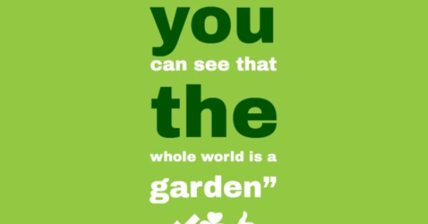 Living Life Positive Quotes World Is A Garden Quotes About Life Positive Amp Inspirational Love