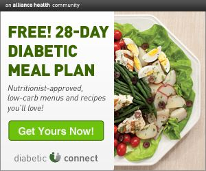 Free Diabetic Meal Plan Diabetic Meal Plan Meal Planning Diabetic Recipes