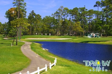 22 For 18 Holes With Cart And Range Balls At Tupelo Bay Golf